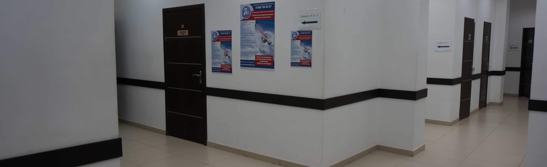 Севастопольская городская психиатрическая больница внутри здания